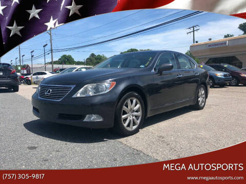 2009 Lexus LS 460 for sale at Mega Autosports in Chesapeake VA