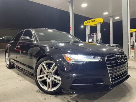 2016 Audi A6 for sale at Trocci's Auto Sales in West Pittsburg PA