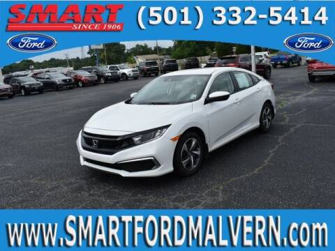 2021 Honda Civic for sale at Smart Auto Sales of Benton in Benton AR
