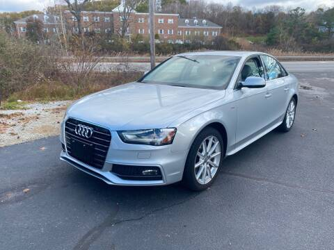 2014 Audi A4 for sale at Turnpike Automotive in North Andover MA