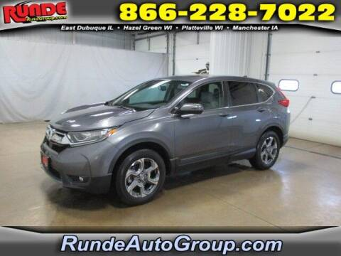 2017 Honda CR-V for sale at Runde Chevrolet in East Dubuque IL