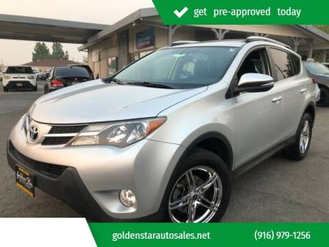 2013 Toyota RAV4 for sale at Golden Star Auto Sales in Sacramento CA