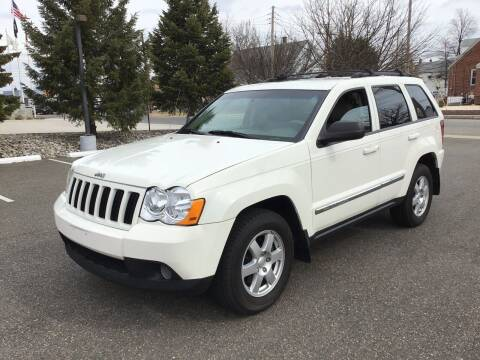2010 Jeep Grand Cherokee for sale at Bromax Auto Sales in South River NJ