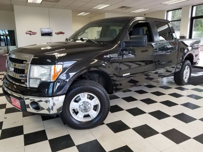 2013 Ford F-150 for sale at Cool Rides of Colorado Springs in Colorado Springs CO