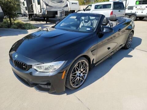 2017 BMW M4 for sale at Kell Auto Sales, Inc - Grace Street in Wichita Falls TX
