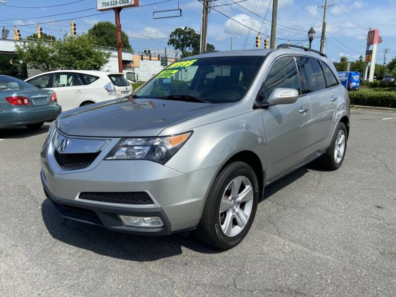 2011 Acura MDX for sale at Starmount Motors in Charlotte NC