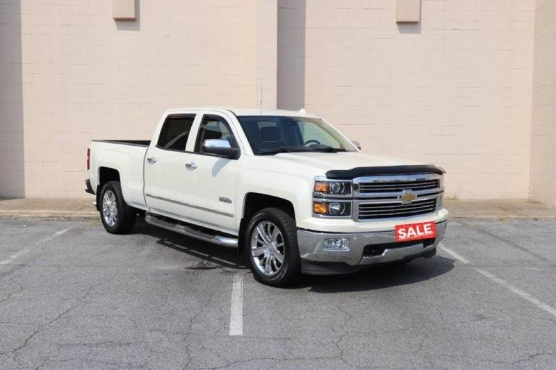 2014 Chevrolet Silverado 1500 for sale at El Patron Trucks in Norcross GA