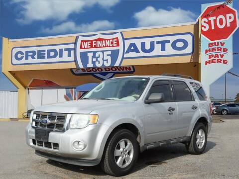 2010 Ford Escape for sale at Buy Here Pay Here Lawton.com in Lawton OK