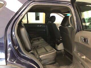 2013 Ford Explorer AWD Police Interceptor 4dr SUV - Phillipston MA