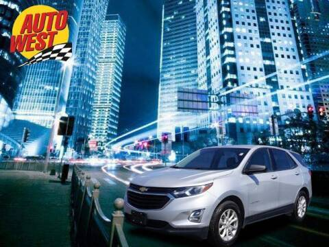 2018 Chevrolet Equinox for sale at Autowest of Plainwell in Plainwell MI