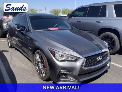 2019 Infiniti Q50 for sale at Sands Chevrolet in Surprise AZ