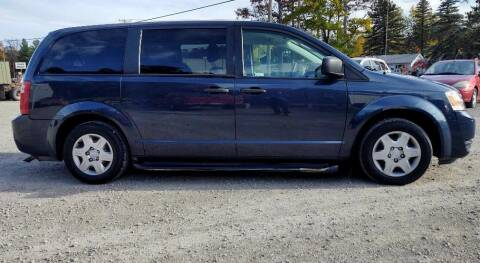 2008 Dodge Grand Caravan for sale at Hilltop Auto in Prescott MI