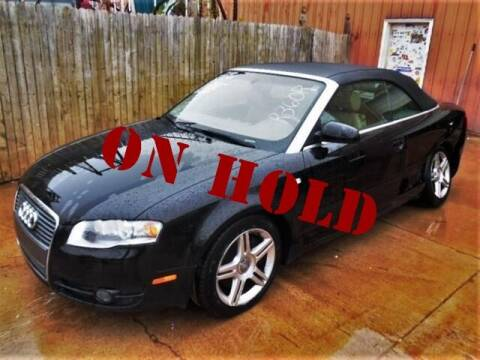 2007 Audi A4 for sale at East Coast Auto Source Inc. in Bedford VA