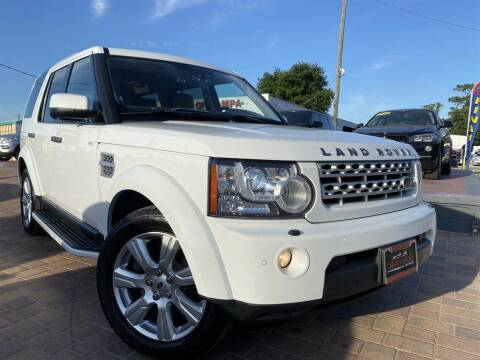 2013 Land Rover LR4 for sale at Cars of Tampa in Tampa FL