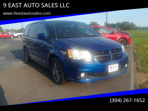 2013 Dodge Grand Caravan for sale at 9 EAST AUTO SALES LLC in Martinsburg WV