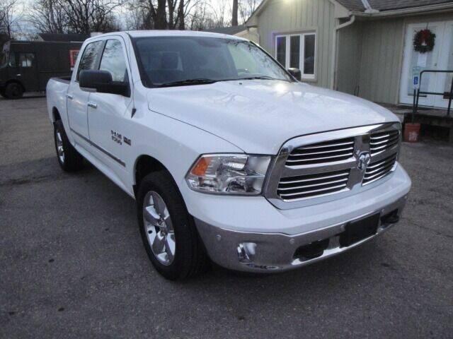 2014 RAM Ram Pickup 1500 for sale at Columbus Car Company LLC in Columbus OH