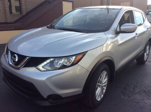 2017 Nissan Rogue Sport for sale at AROUND THE WORLD AUTO SALES in Denver CO