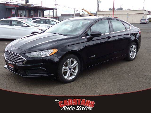 2018 Ford Fusion Hybrid for sale in Olympia, WA