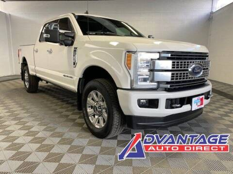 2019 Ford F-350 Super Duty for sale at Advantage Auto Direct in Kent WA