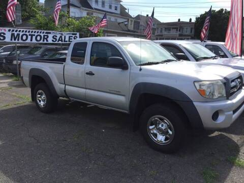 2006 Toyota Tacoma for sale at Thomas Anthony Auto Sales LLC DBA Manis Motor Sale in Bridgeport CT