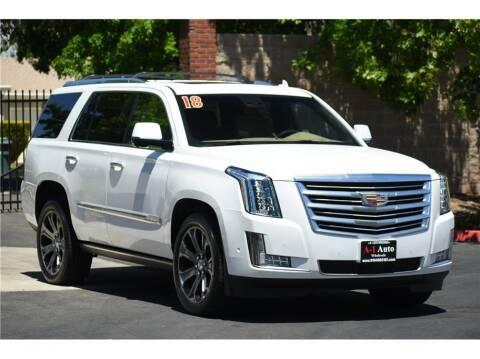 2018 Cadillac Escalade for sale at A-1 Auto Wholesale in Sacramento CA