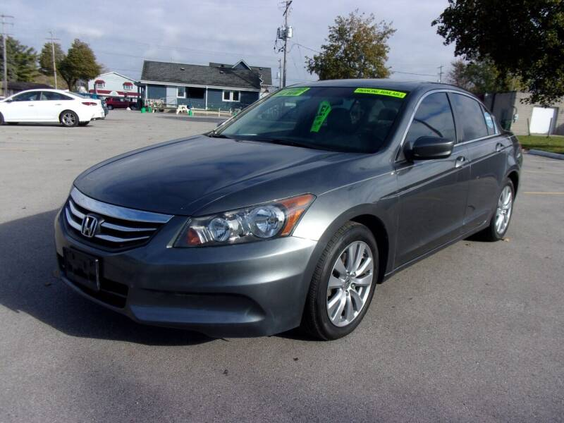 2011 Honda Accord for sale at Ideal Auto Sales, Inc. in Waukesha WI