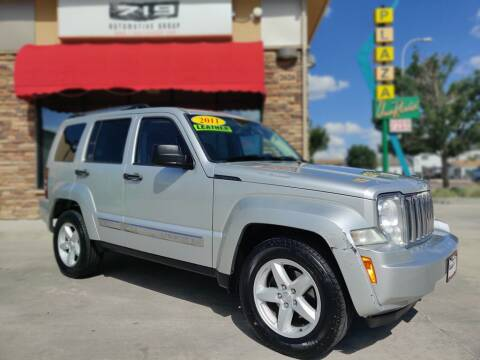 2011 Jeep Liberty for sale at 719 Automotive Group in Colorado Springs CO
