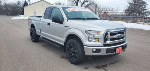 2015 Ford F-150 for sale at Dussault Auto Sales in Saint Albans VT
