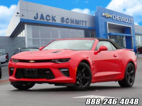 2017 Chevrolet Camaro for sale at Jack Schmitt Chevrolet Wood River in Wood River IL