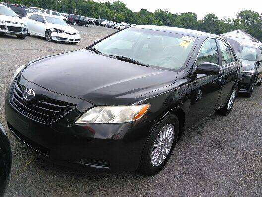 2009 Toyota Camry for sale at Action Automotive Service LLC in Hudson NY