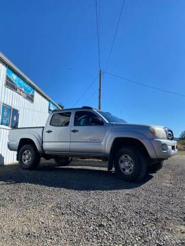 2009 Toyota Tacoma for sale at M AND S CAR SALES LLC in Independence OR