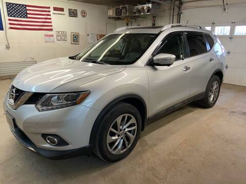 2015 Nissan Rogue for sale at Hill Motors in Ortonville MN