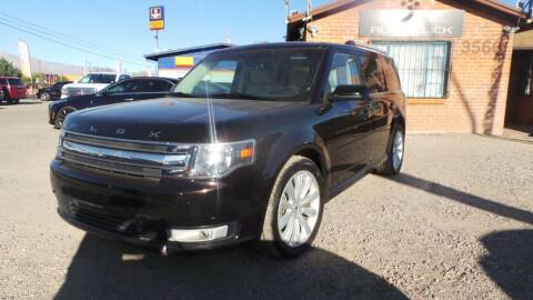 2013 Ford Flex for sale at Auto Click in Tucson AZ