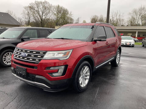 2017 Ford Explorer for sale at McCully's Automotive - Trucks & SUV's in Benton KY