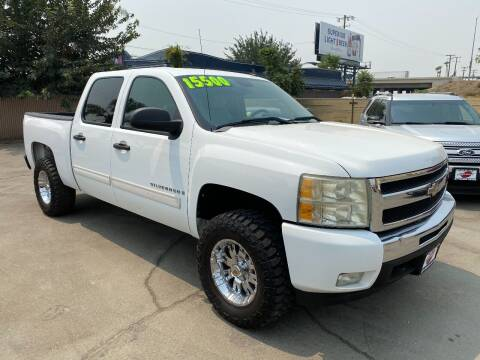 2009 Chevrolet Silverado 1500 for sale at Approved Autos in Bakersfield CA