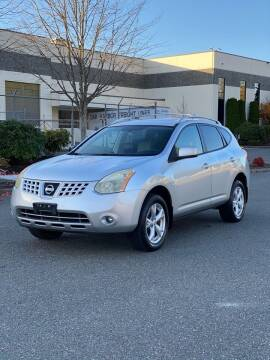2008 Nissan Rogue for sale at Washington Auto Sales in Tacoma WA