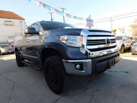 2017 Toyota Tundra for sale at AMD AUTO in San Antonio TX
