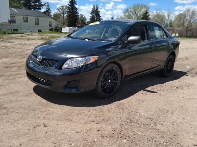 2009 Toyota Corolla for sale at DK Super Cars in Cheyenne WY