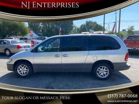 2000 Dodge Grand Caravan for sale at NJ Enterprises in Indianapolis IN