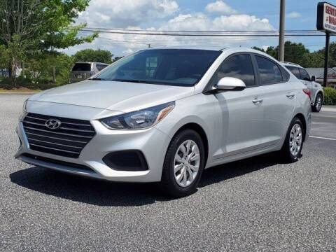 2020 Hyundai Accent for sale at Gentry & Ware Motor Co. in Opelika AL