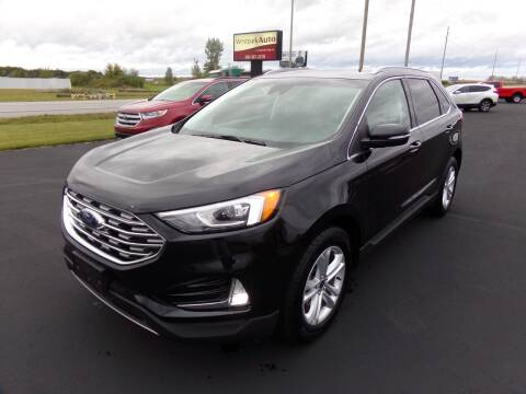 2020 Ford Edge for sale at Westpark Auto in Lagrange IN