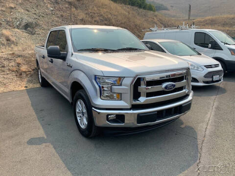 2017 Ford F-150 for sale at Guy Strohmeiers Auto Center in Lakeport CA