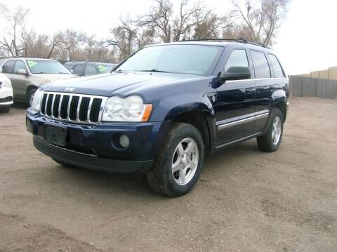 2005 Jeep Grand Cherokee for sale at HORSEPOWER AUTO BROKERS in Fort Collins CO
