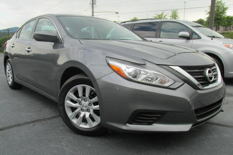 2017 Nissan Altima for sale at Tilleys Auto Sales in Wilkesboro NC