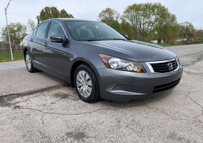 2009 Honda Accord for sale at InstaCar LLC in Independence MO