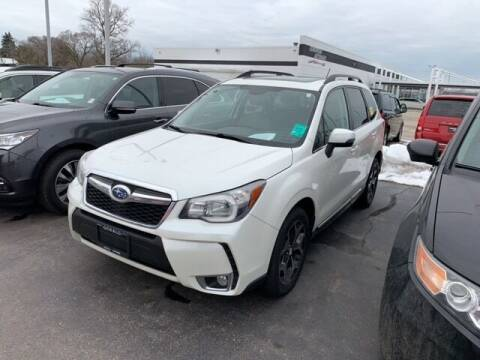 2015 Subaru Forester for sale at BORGMAN OF HOLLAND LLC in Holland MI