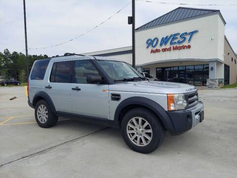 2007 Land Rover LR3 for sale at 90 West Auto & Marine Inc in Mobile AL