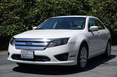 2010 Ford Fusion for sale at West Coast Auto Works in Edmonds WA