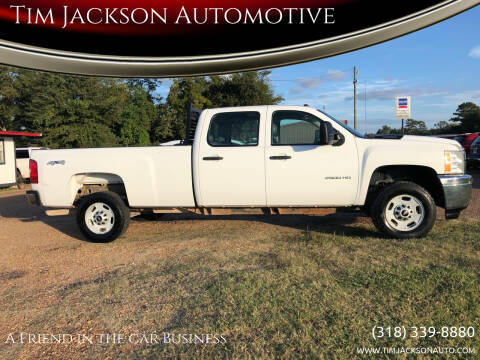 2013 Chevrolet Silverado 2500HD for sale at Tim Jackson Automotive in Jonesville LA