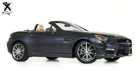 2015 Mercedes-Benz SLK for sale at TX Auto Group in Houston TX